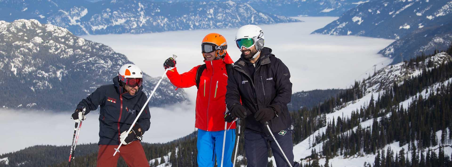 Canada Ski Experience life