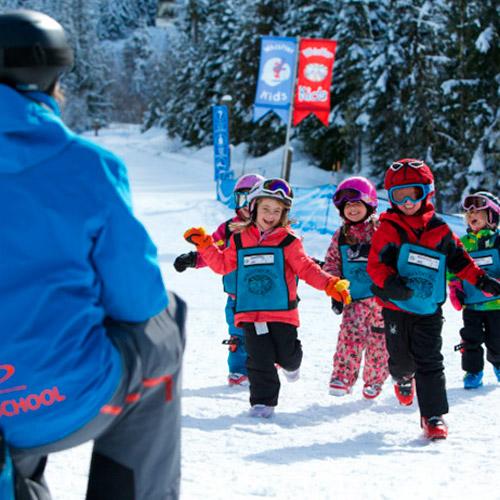 Snow School Canada Ski Experience