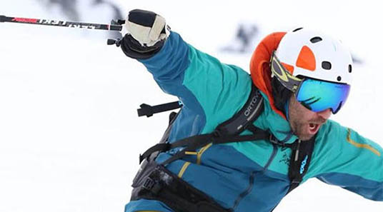 about canada ski experience sergio tortajada CEO and Founder
